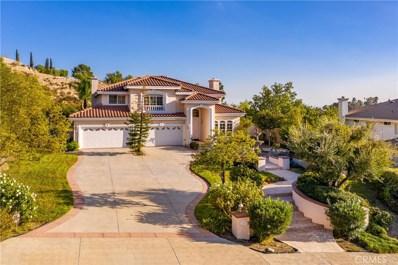 17838 Mountain Ranch Road, Granada Hills, CA 91344 - MLS#: SR20242996