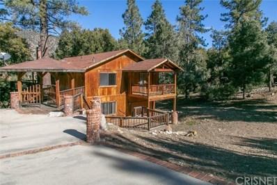 2229 Bernina Drive, Pine Mtn Club, CA 93225 - MLS#: SR20244509