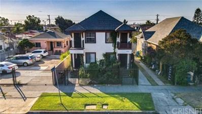 6519 S Figueroa Street, Los Angeles, CA 90003 - MLS#: SR20244838