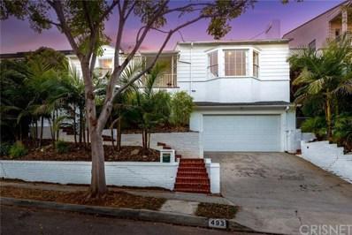 493 Hillgreen Drive, Beverly Hills, CA 90212 - MLS#: SR20253907