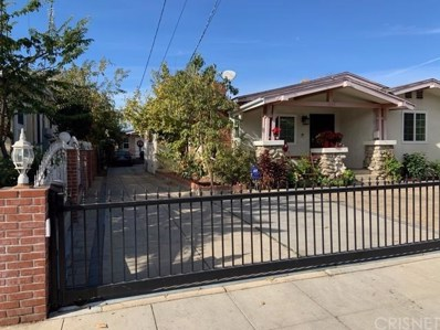 1243 N Alexandria Avenue, Los Angeles, CA 90029 - MLS#: SR20256164