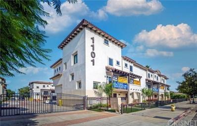 1101 N Maclay Avenue UNIT 5, San Fernando, CA 91340 - MLS#: SR20262431
