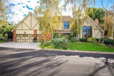 3510 Ridgeford Drive, Westlake Village, CA 91361 - MLS#: SR20262948