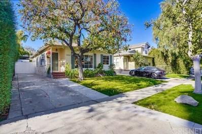 4649 Norwich Avenue, Sherman Oaks, CA 91403 - MLS#: SR20264791