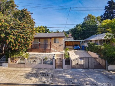 1322 Manzanita Street, Los Angeles, CA 90027 - MLS#: SR21000104