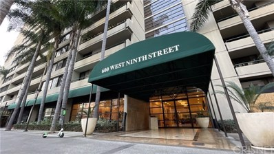 600 W 9th Street UNIT 404, Los Angeles, CA 90015 - MLS#: SR21001624