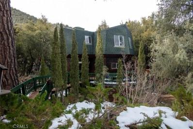 1621 Bernina Drive, Pine Mtn Club, CA 93222 - MLS#: SR21006005