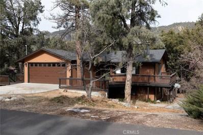 2233 Bernina Drive, Pine Mtn Club, CA 93222 - MLS#: SR21006109