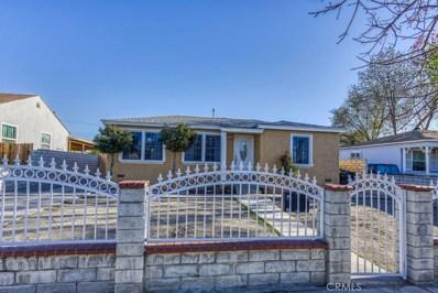 13454 Judd Street, Pacoima, CA 91331 - MLS#: SR21008846
