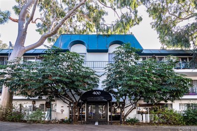 400 S La Fayette Park Place UNIT 116, Los Angeles, CA 90057 - MLS#: SR21012125