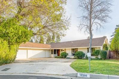 19300 Stare Street, Northridge, CA 91324 - MLS#: SR21013004