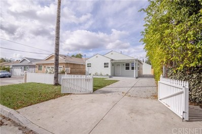 6737 Morella Avenue, North Hollywood, CA 91606 - MLS#: SR21016995