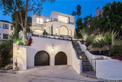 4807 Bonvue Avenue, Los Feliz, CA 90027 - MLS#: SR21018779