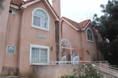 21834 Saticoy Street UNIT G, Canoga Park, CA 91304 - MLS#: SR21020763