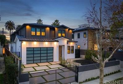 831 N Spaulding, Los Angeles, CA 90046 - MLS#: SR21022484