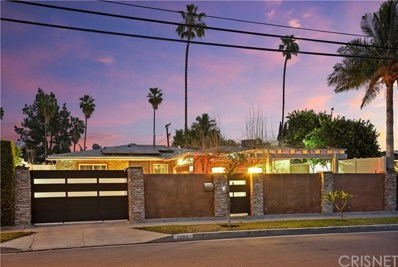 5720 Tyrone Avenue, Sherman Oaks, CA 91401 - MLS#: SR21023550