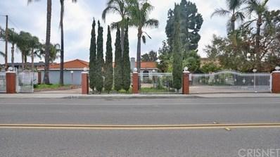 1400 E Santa Ana Street, Anaheim, CA 92805 - MLS#: SR21027682