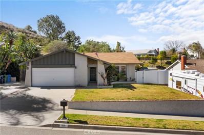 819 Muirfield Avenue, Simi Valley, CA 93065 - MLS#: SR21031400