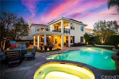 20112 Via Cellini, Porter Ranch, CA 91326 - MLS#: SR21037050