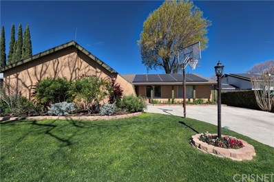 3579 Woodhaven Street, Simi Valley, CA 93063 - MLS#: SR21037307