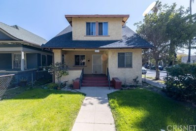 2236 S Catalina Street, Los Angeles, CA 90007 - MLS#: SR21041007
