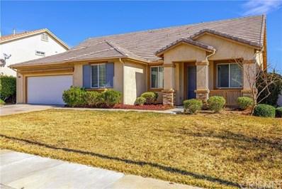 39124 Desert Holly Lane, Palmdale, CA 93551 - MLS#: SR21041267