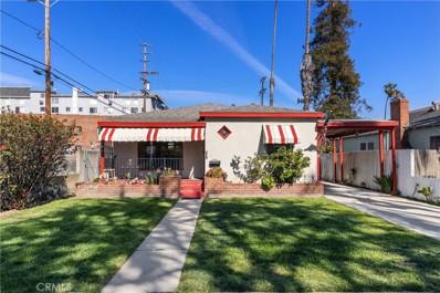 2418 Glencoe Avenue, Venice, CA 90291 - MLS#: SR21049345