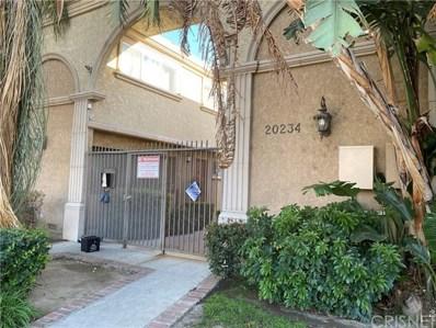 20234 Cohasset Street UNIT 3, Winnetka, CA 91306 - MLS#: SR21050604