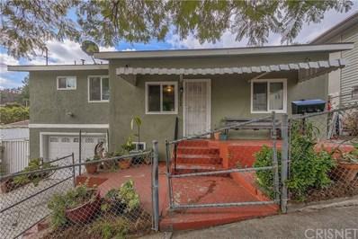 717 Onarga Avenue, Los Angeles, CA 90042 - MLS#: SR21053418