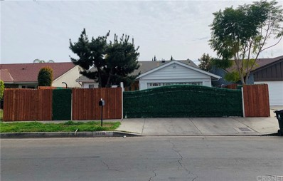 20458 Runnymede Street, Winnetka, CA 91306 - MLS#: SR21056244