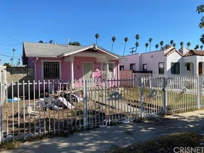 3416 11th Avenue, Los Angeles, CA 90018 - MLS#: SR21057312