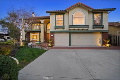 18202 Sheffield Lane, Porter Ranch, CA 91326 - MLS#: SR21064779