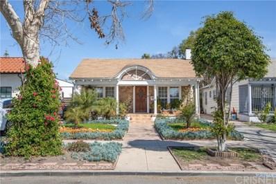 2934 Edgehill Drive, Los Angeles, CA 90018 - MLS#: SR21066470