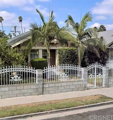 3529 6th Avenue, Los Angeles, CA 90018 - MLS#: SR21067788