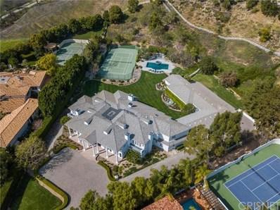 25131 BUTTERFIELD Road, Hidden Hills, CA 91302 - MLS#: SR21068194