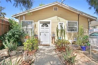 14841 Archwood Street, Van Nuys, CA 91405 - MLS#: SR21068927