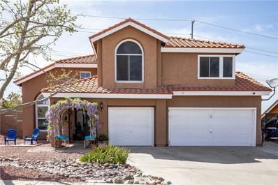 38609 Amberwood Drive, Palmdale, CA 93551 - MLS#: SR21072772