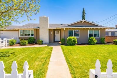 42624 45th Street, Lancaster, CA 93536 - MLS#: SR21079386