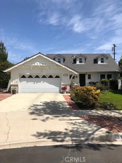 11604 Wish Avenue, Granada Hills, CA 91344 - MLS#: SR21079661