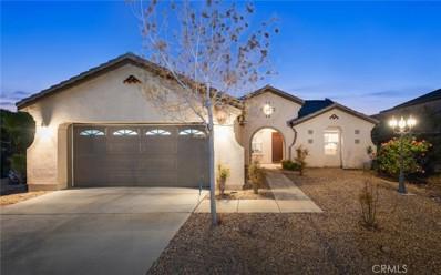 38424 Sphynx Drive, Palmdale, CA 93551 - MLS#: SR21080209