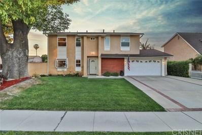1247 Fuller Avenue, Simi Valley, CA 93065 - MLS#: SR21082955