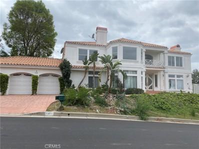 4705 Excelente Drive, Woodland Hills, CA 91364 - MLS#: SR21086528