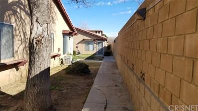 1700 E Avenue Q14 UNIT 10, Palmdale, CA 93550 - MLS#: SR21086550