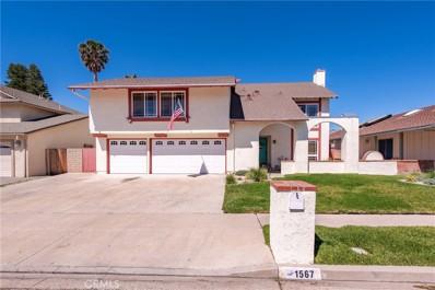 1567 Bridget Avenue, Simi Valley, CA 93065 - MLS#: SR21089347