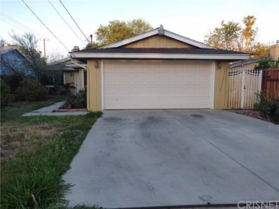 7552 Beckford Avenue, Reseda, CA 91335 - MLS#: SR21093792