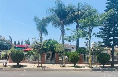 8019 Saint Clair Avenue, North Hollywood, CA 91605 - MLS#: SR21097883