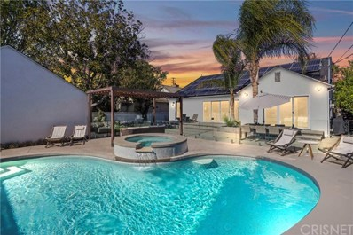 13854 Magnolia Boulevard, Sherman Oaks, CA 91423 - MLS#: SR21101656