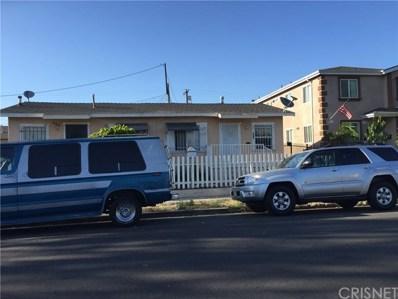 309 E 65th Street, Los Angeles, CA 90003 - MLS#: SR21114099