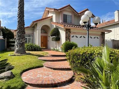 19924 Lisa Lane, Porter Ranch, CA 91326 - MLS#: SR21122563