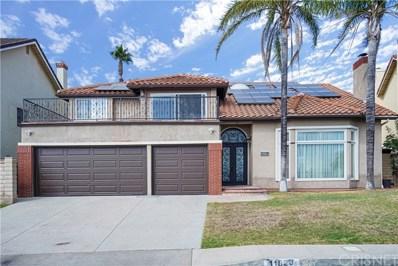 11820 Stewarton Drive, Porter Ranch, CA 91326 - MLS#: SR21123409
